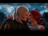 The Witcher 3: Все постельные сцены [+18]