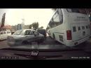 Автобусники тротуарщики