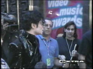 '95 Michael and Lisa Marie at MTV VMA's