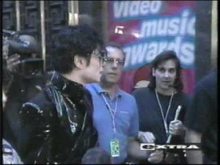 '95 Michael and Lisa Marie at MTV VMA's