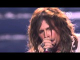 Steven Tyler (Aerosmith) - DREAM ON - live on American Idol - HD - great