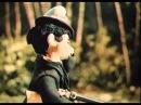 Карандаш и Клякса веселые охотники 1954 Детские мультфильмы