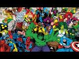 Все сериалы по комиксам Marvel Comics с 1944 по 2016.