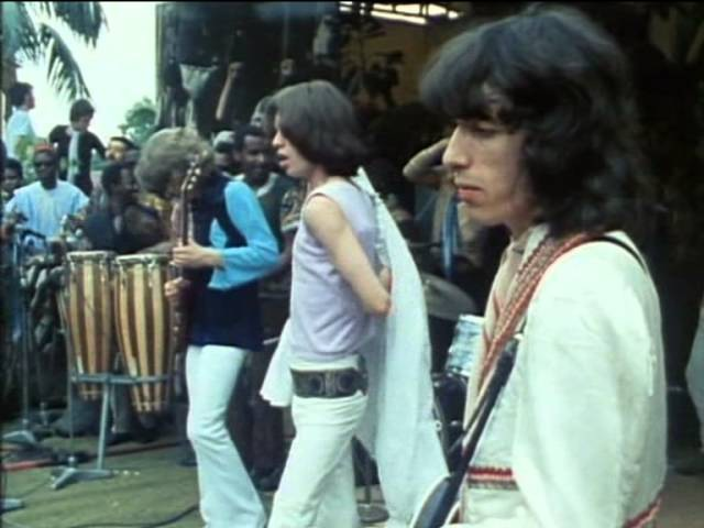 ROLLING STONES Sympathy for the devil 1969 Hyde park