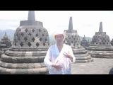 Сатья Ео'Тхан - Гранд Мастер Рейки Академия - Лечебная Медитация 3-й чакры - Боробудур, Индонезия