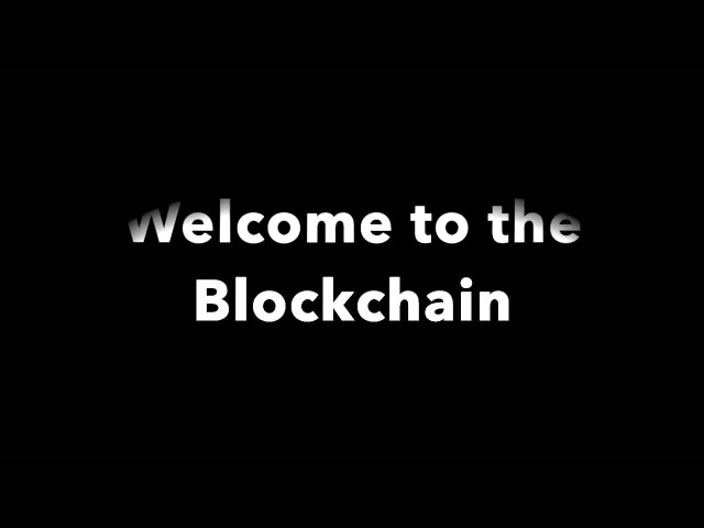 Toby Ganger Decap - Welcome To The Blockchain (The Bitcoin Song)