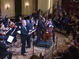 Моцарт - Ария для баса и контрабаса В. Почапский бас А.Парсаданов контрабас