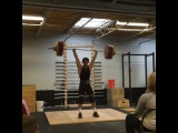 "Alec Smith on Instagram: ""163kg (359lb) Clean & Jerk PR!! - So happy going 5/6 in my Olympic Lifting meet today, ending with a 281kg total which qualifies me for…"""