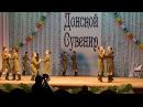 Хореографический анс. Тысячелетие. рук. Куванова Ольга. Военный танец