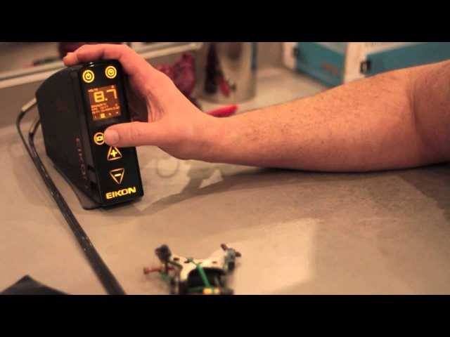 Billy Hills Tattoo TV Episode 191 - Eikon EMS400 Power Supply Review