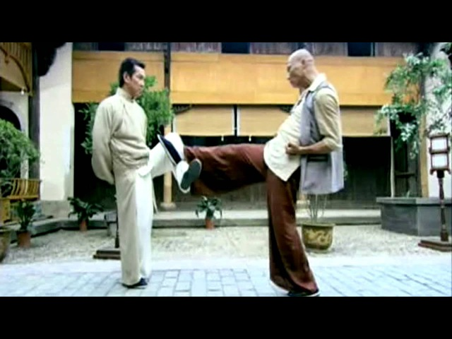 Dragon Shogun Dojo Arkansas: Leung Jan (Yuen Biao from Prodigal Son) Wing Chun Kung Fu
