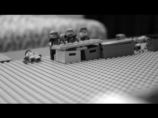 Битва за Москву Мой лего мульт