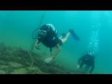 Погружение на дно Черного моря с Юлией Савенко