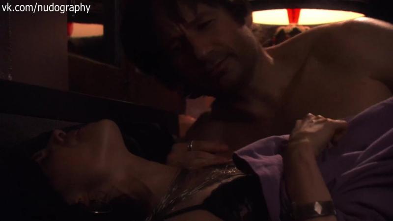 Карли Поуп Carly Pope в нижнем белье в сериале Блудливая Калифорния Californication 2008 Сезон 2 Серия 6 s02e06