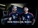 Prizeo - Linkin Park and FC Bayern Munich's Ultimate VIP Soccer Experience