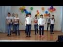 Наш танец на осеннем балу