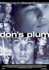 Don's Plum (nunca digas lo que piensas)