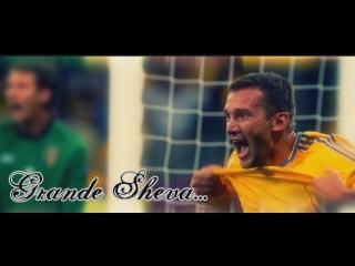 Андрей Шевченко - Легенда мирового футбола
