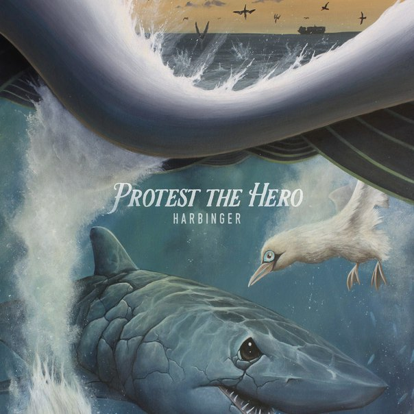 Protest the Hero – Harbinger [single] (2016)