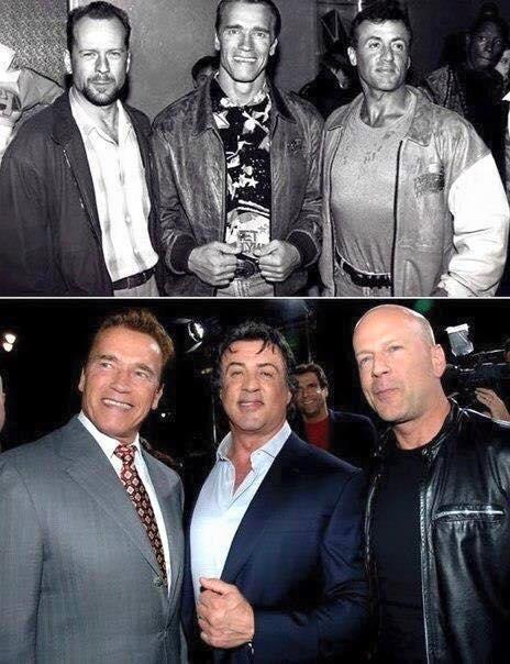 Тридцать лет разницы