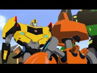 Трансформеры: Скрытые роботы 1 сезон 2 серия (2015) Русский дубляж