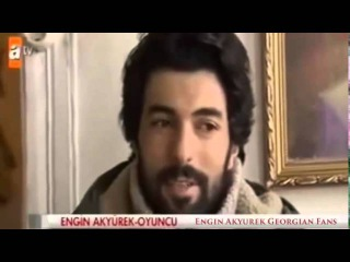 Engin Akyurek & Tuba Buyukustun / interview