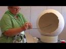 Paper Making Part 3 Globe Deflating