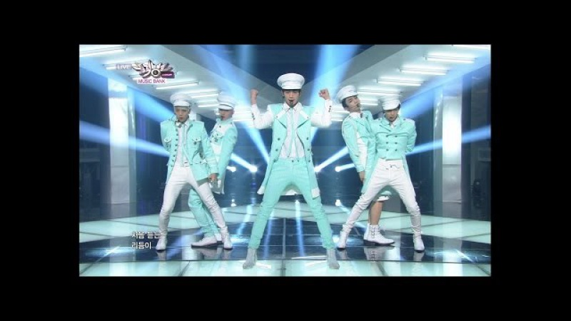 SHINee 샤이니_Everybody_KBS MUSIC BANK_2013.10.11