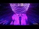 Kvant Laser Show Prolight Sound 2014 Frankfurt