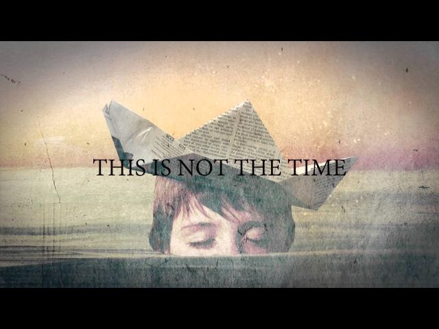 RIVERSIDE - Time Travellers (Single Version) [Lyric Video]