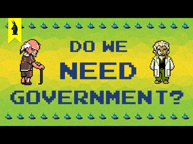 Do We Need Government? (The Social Contract) – 8-Bit Philosophy