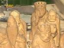 СТС Курск Городские истории Фигуры из дерева 16 октября 2015