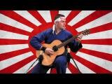 Ewan Dobson - Paganini Caprice #5 - Acoustic Guitar