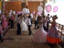 Облака танец на вход к выпускному