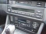 Демонтаж автомагнитолы BMW 5 Series E39 1997-2003