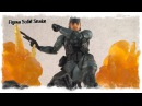 Figma Solid Snake Review MGS2 Sons of Liberty