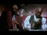2Pac &amp Snoop Dogg - 2 Of Amerikaz Most Wanted (Gangsta Party) (Official Music Video 08.04.1996)