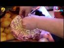 Cалат Овощной торт / Salad Vegetable cake (DeafSPB)