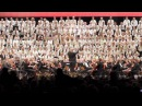 HD Opera - Verdi - Aida - Triumphal March - Lund International Choral Festival 2010 - Sweden