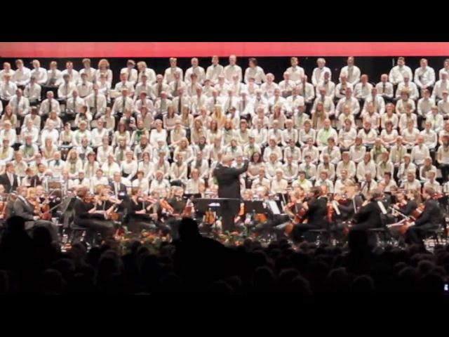 (HD) Opera - Verdi - Aida - Triumphal March - Lund International Choral Festival 2010 - Sweden