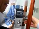 Hướng dẫn lắp đặt khóa điện tử cửa kính Vinlock