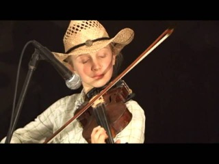 Amaya Rose fiddles a Bob Wills Medley