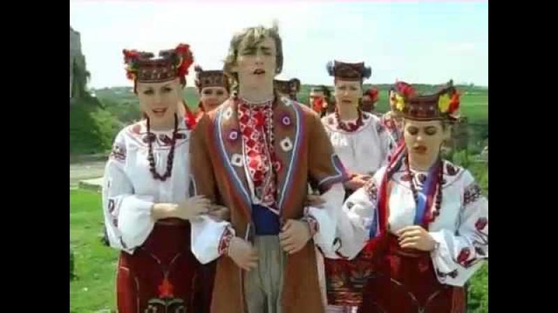 Мені ворожка ворожила Українська народна пісня Фольклорний ансамбль Вишня