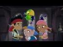 Джейк и пираты Нетландии - Пиратская история о призраках/Королева Иззи-белла - Сезон 3, Серия 3