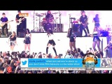 Fifth Harmony - BO$$ - Today Show Summer Concert