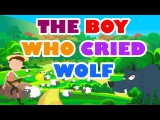 Story Time - The Boy who cried Wolf  Aesop's Fables  Story
