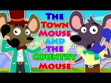 Story Time - The Town Mouse and the Country Mouse  Aesop's Fables  Stories for Kids