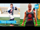 Todd Duffee Strength and Conditioning Training | Muscle Madness