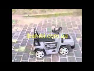 Детская машина на аккумуляторе ZPV 005 ibambi com ua