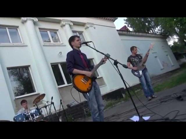 Концерт рок группы Дай 5 2014 г